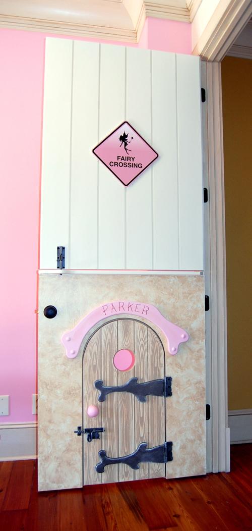 Splendid design fairy bedroom inspiration for Fairy door for bedroom