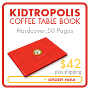 Kidtropolis Coffee Table Book